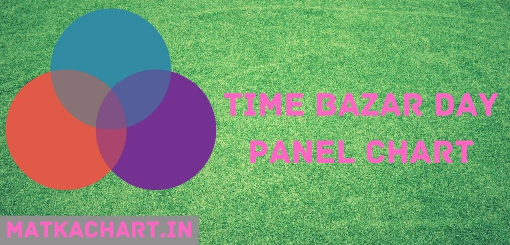 Time Bazar Day Panel Chart